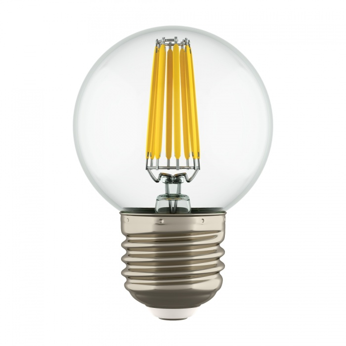 Лампа LED FILAMENT E27 G50 6W 220V 2800K Lightstar 933822